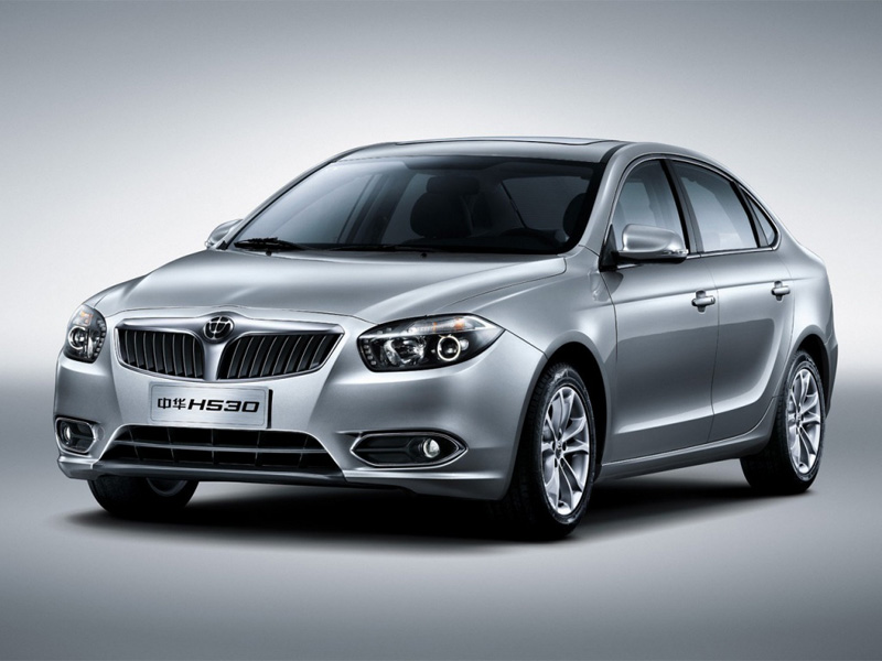 Brilliance H530 фото автомобиля