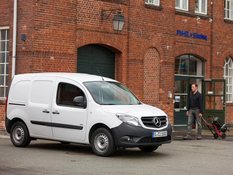 Mercedes-Benz Citan Фургон фото автомобиля