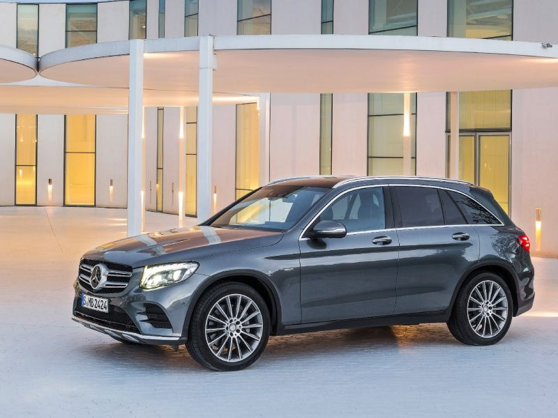 Mercedes-Benz GLC фото автомобиля