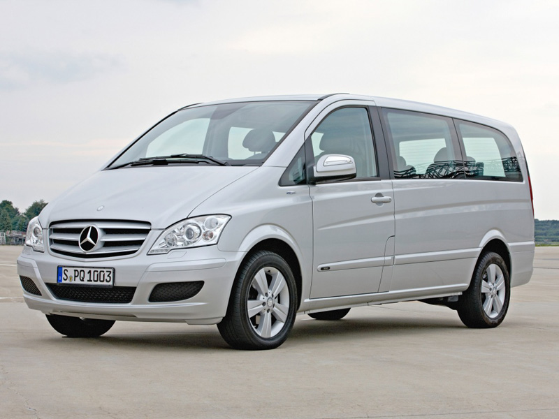 Mercedes-Benz Viano 2010 года фото автомобиля