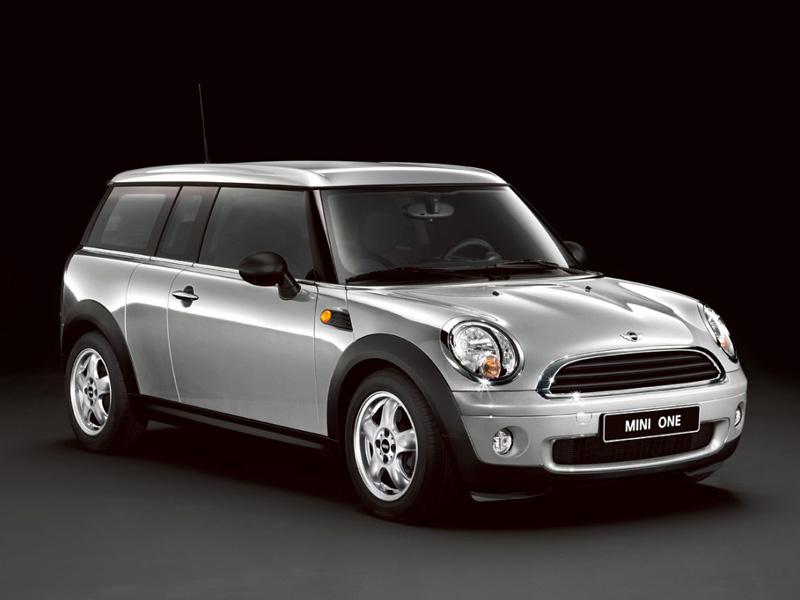 Mini One Clubman фото автомобиля